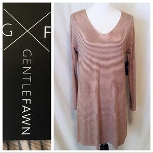 NWT ~ Gentle Fawn Tunic/Dress - Size Small
